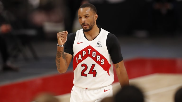 Report: Cavaliers Asked for Norman Powell in Andre Drummond Trade Talks