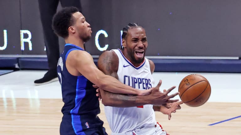 Stephen A. Smith Blasts LA Clippers' Kawhi Leonard: 'It's Time for Him to Step Up'