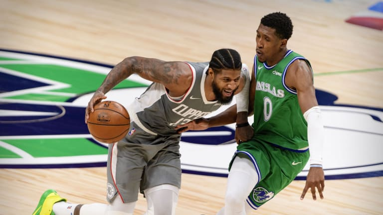 Paul George denounces Asian Hate Crimes: 'I'm with the Asian community. I stand with them.'