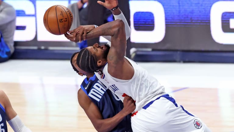 Report: LA Clippers' Paul George Fined $35,000 for Complaints about Foul Calls