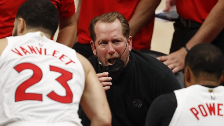 Nick Nurse: Bad News is Raptors Have Lots to Work On These Days