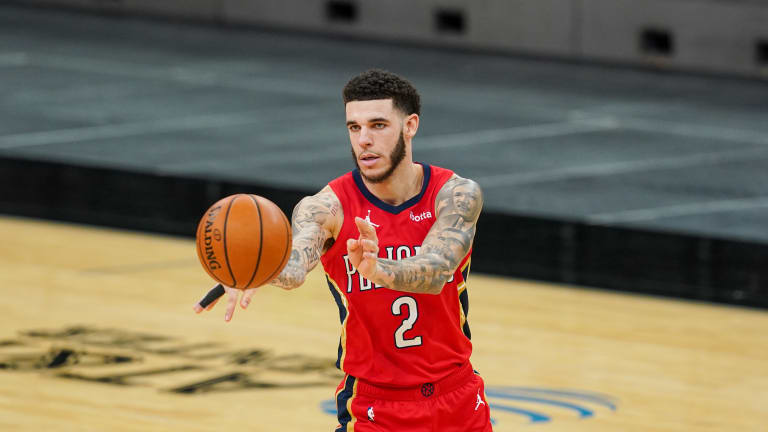 Report: LA Clippers Exploring Trade Options to Acquire Lonzo Ball