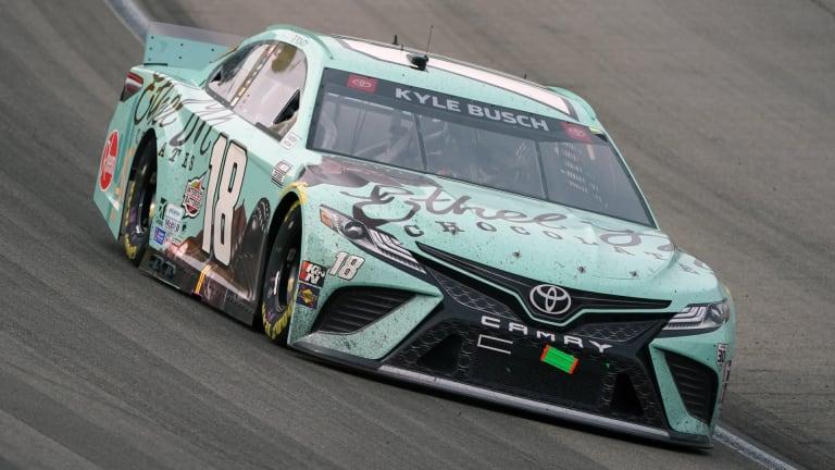 NASCAR DFS: 2021 Folds of Honor QuikTrip 500 at Atlanta Motor Speedway DraftKings Lineup Plays