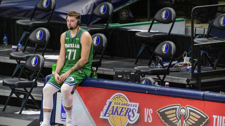 Mavs Clinging to 8th: Dallas at Portland GAMEDAY