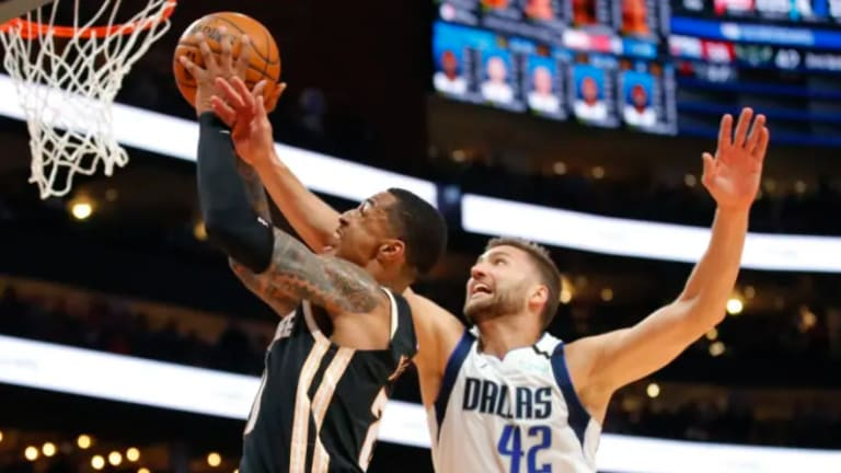 BREAKING: Mavs Trade Offer To Hawks Includes Kleber - Report