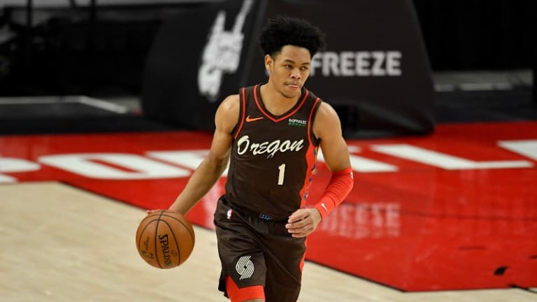 Anfernee Simons' Tenure With The Blazers Is Reaching A Long-Expected Crossroads