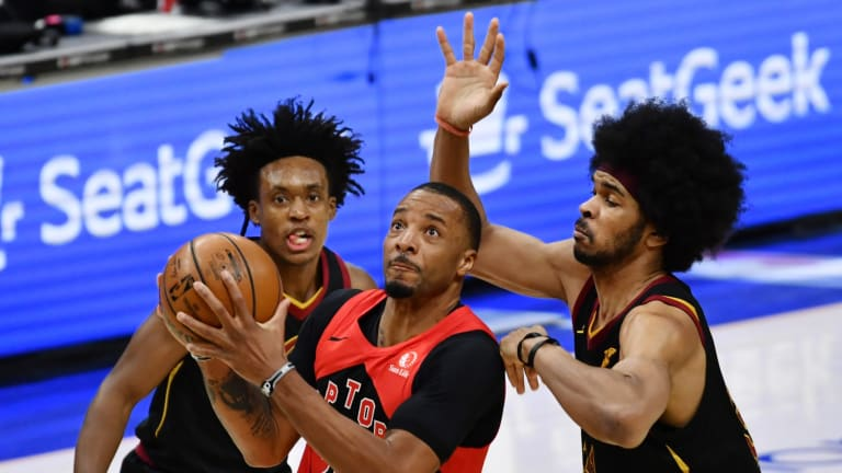Report: Norman Powell Expected to Earn $20 Million Annual Salary this Summer