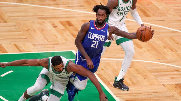 Report: Patrick Beverley, Serge Ibaka Won't Travel With LA Clippers to San Antonio