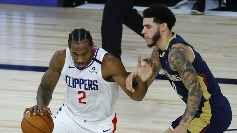 Report: Clippers Exploring Multi-Team Trades for Lonzo Ball