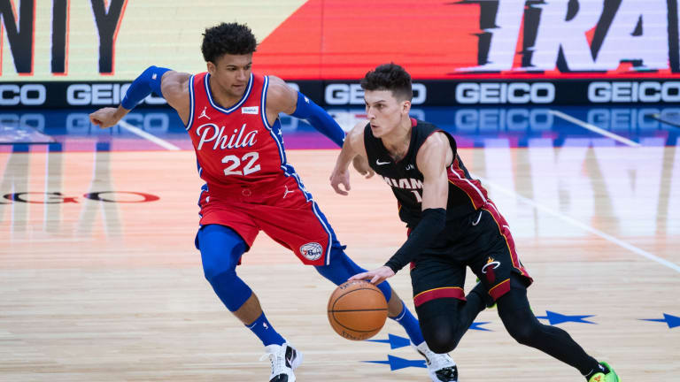 Report: Tyler Herro is 'Sticking Point' in Potential Kyle Lowry Trade