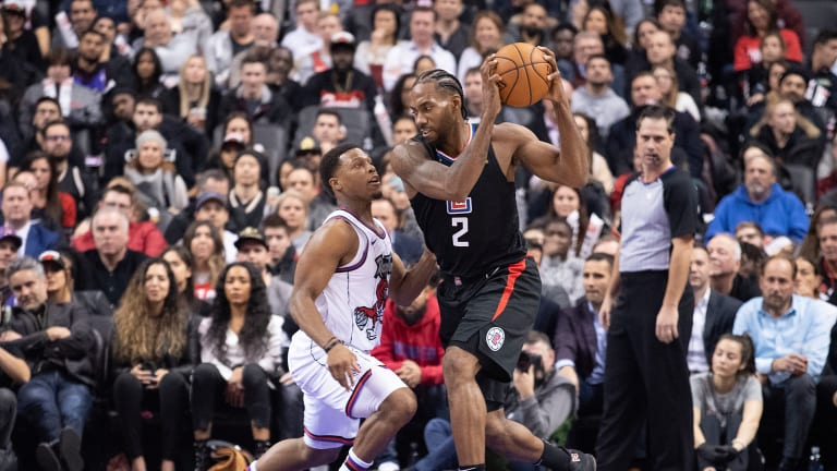 Report: LA Clippers Have Engaged Toronto Raptors in Trade Talks for Kyle Lowry