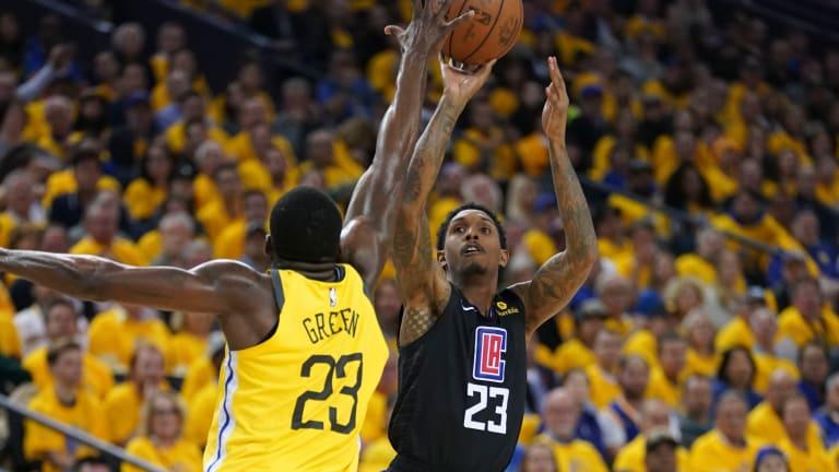 NBA Players React to Lou Williams and Rondo Trade