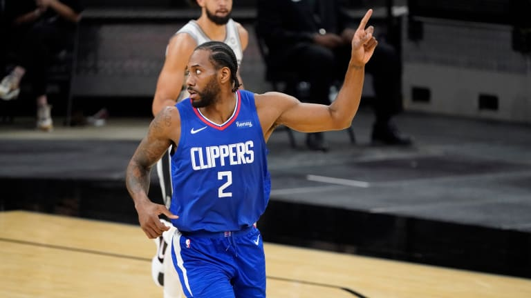 LA Clippers Injury Report: Kawhi Leonard (Foot) Out vs. San Antonio Spurs