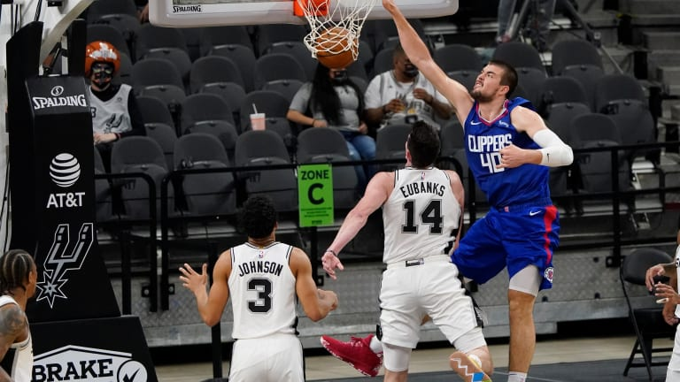 LA Clippers vs. San Antonio Spurs: Preview, How to Watch and Betting Info