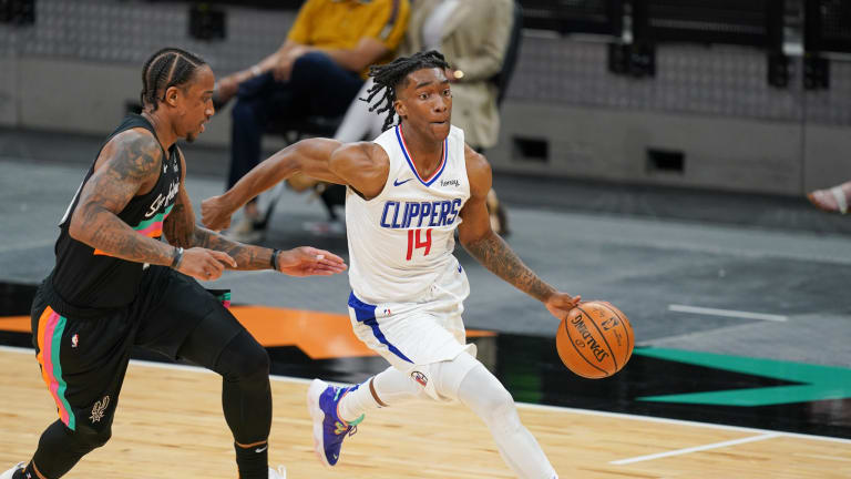Terance Mann Inks Shoe Deal With Anta