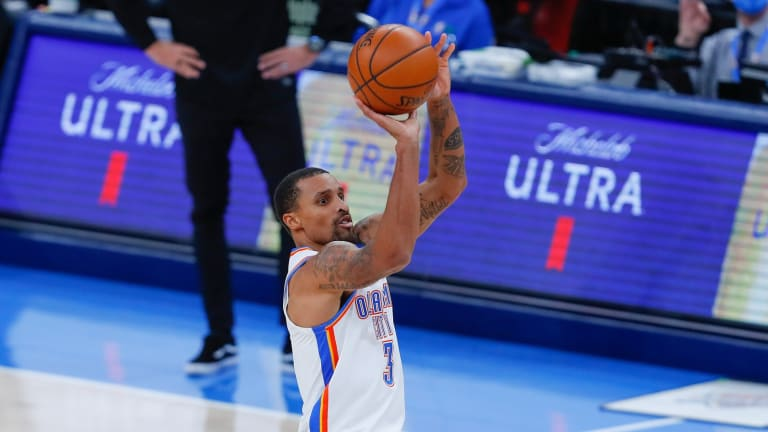 Sixers Finalize Three-Team Trade to Land Thunder's George Hill