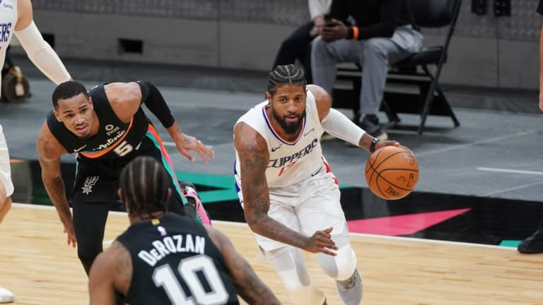 Three Takeaways from the LA Clippers' Short-handed Victory over the San Antonio Spurs