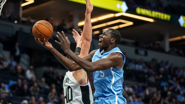 Should the Clippers take a look at Gorgui Dieng?