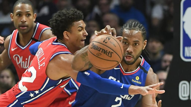 76ers vs. Clippers: How to Watch, Live Stream, & Odds for Saturday