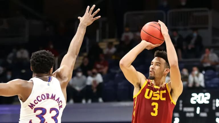 Isaiah Mobley Declares For NBA Draft