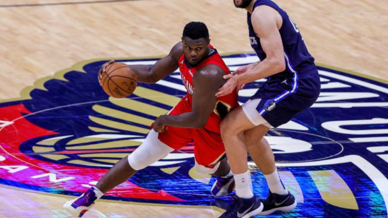 Minus Doncic & Porzingis, Mavs Lose To Zion, Pelicans
