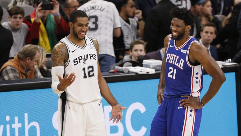 Sixers' Doc Rivers Isn't Concerned About Nets Adding LaMarcus Aldridge