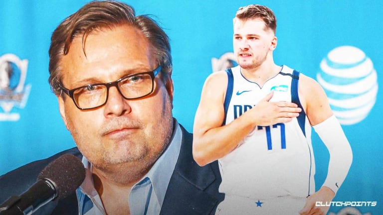 Luka Doncic Praised As NBA 'Recruiting' Tool By Mavs GM Donnie