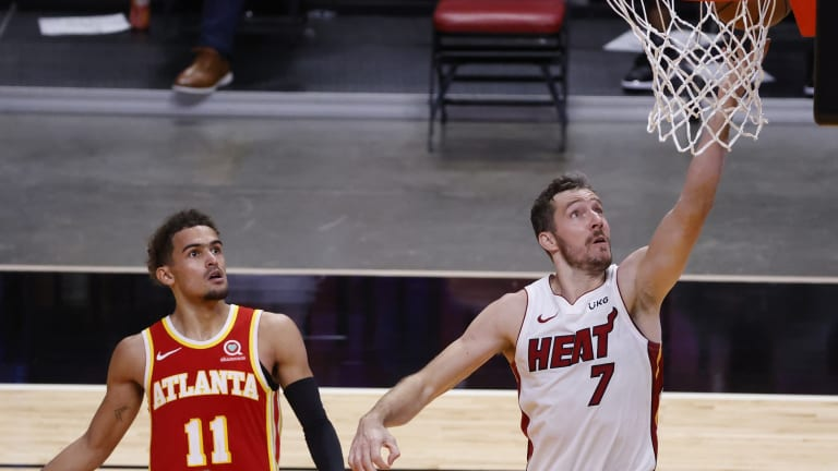 Miami Heat's Goran Dragic Moving Closer to a Return