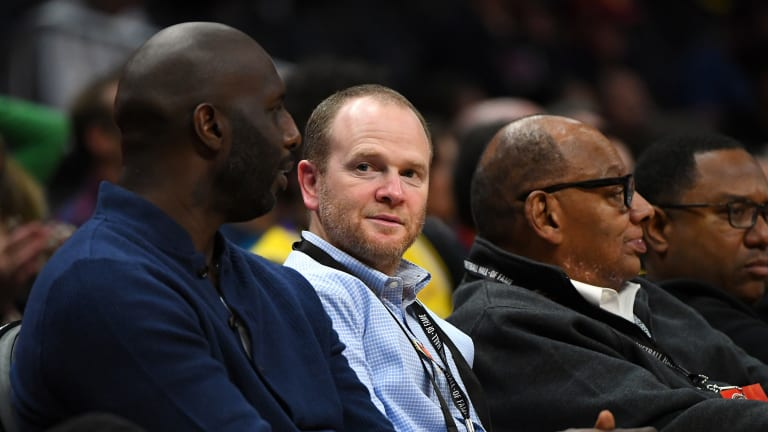 LA Clippers Executive Lawrence Frank: 'Playoff Rondo is a Real Thing'