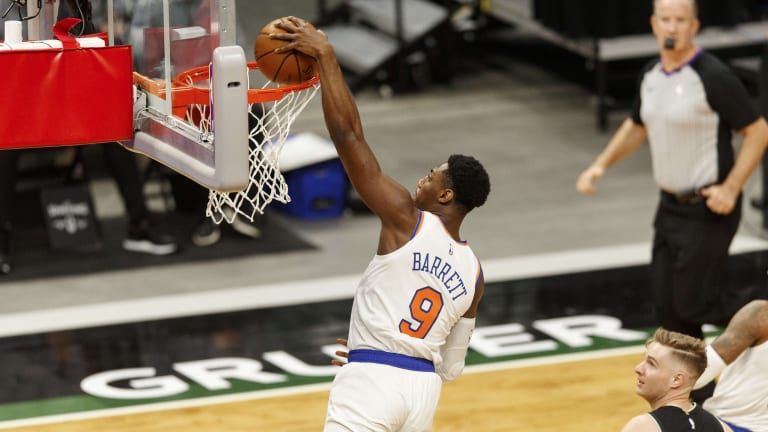 Miami Heat at New York Knicks Preview