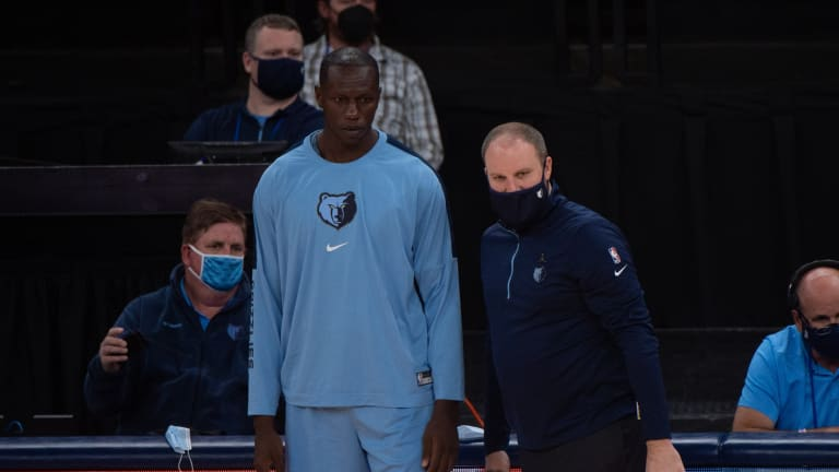Sixers Missed Out on Veteran Prospect Gorgui Dieng