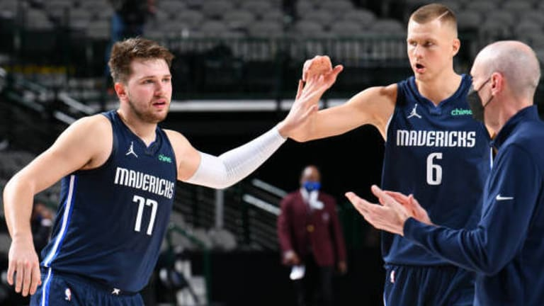 Mavs Donuts: Luka With Porzingis Dallas' Only Winning Formula?