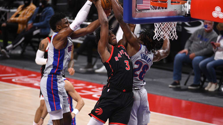 Hope is Dying for the Raptors as Calls to Tank Get Louder