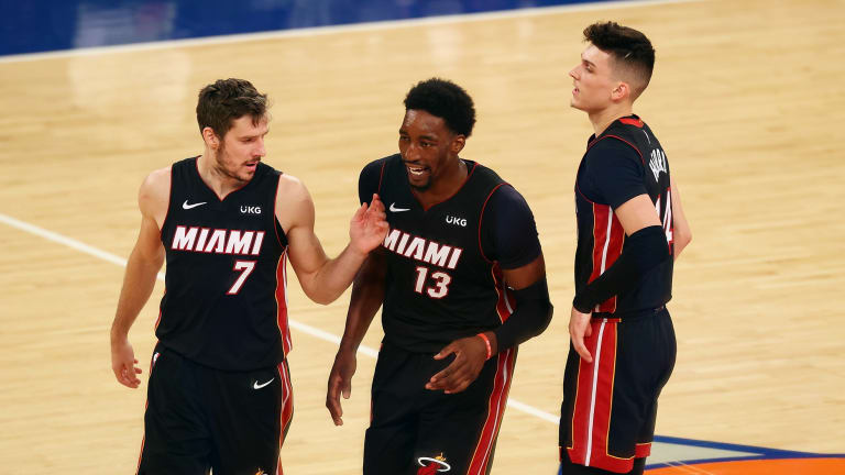 Ending Losing Streak Against New York Knicks Provides Some Relief for Miami Heat