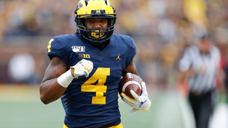 Draft Scouting Report: Michigan WR Nico Collins