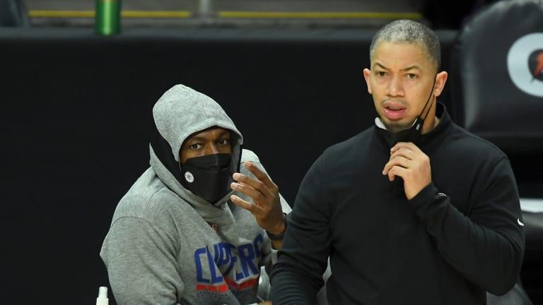 LA Clippers Unsure if Rajon Rondo Will Start