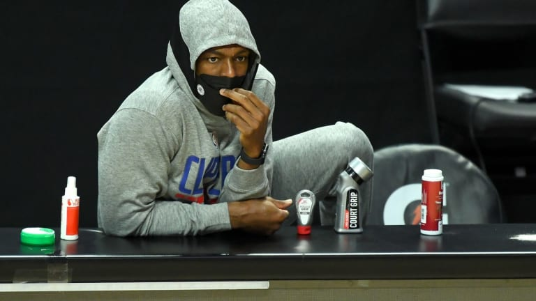 Rondo Has Been Practicing On Court With Clippers