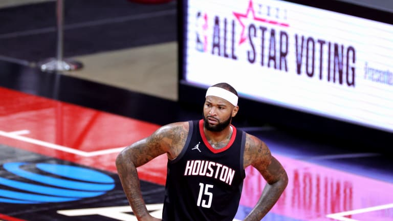 Report: LA Clippers Discussing 10-Day Contract with DeMarcus Cousins