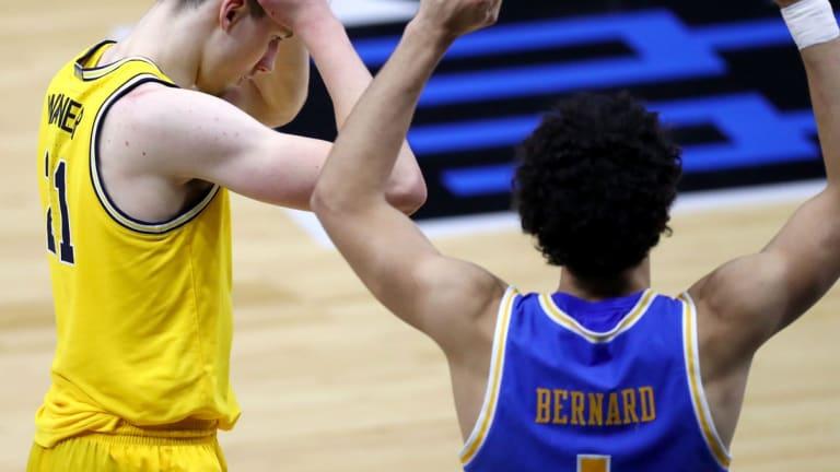 UCLA Snuffs Michigan, Last Big Ten Chance