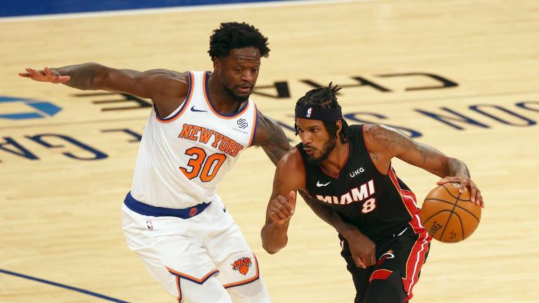 Miami Heat's Trevor Ariza Still Searching For Comfort Zone