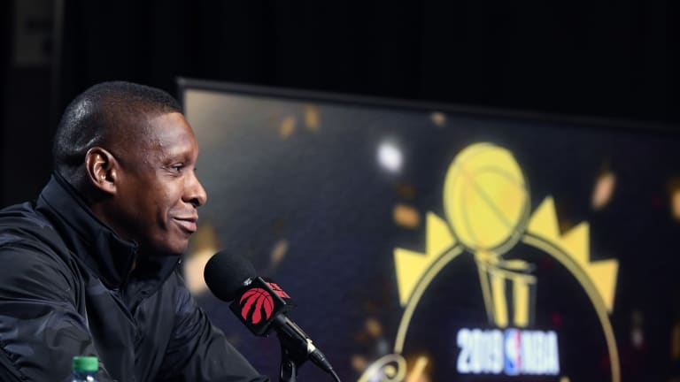 Report: Only 'Overwhelming' Offer Could Lure Masai Ujiri out of Toronto