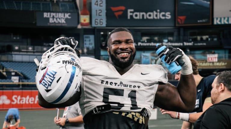 2020 NFL Draft: Auzoyah Alufohai Defies Insurmountable Odds for a Shot at the NFL