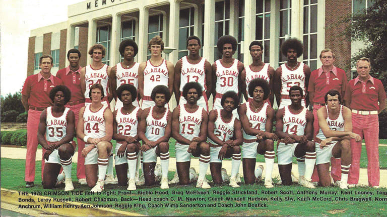 Throwback Thursday: 1977-78 Alabama Basketball
