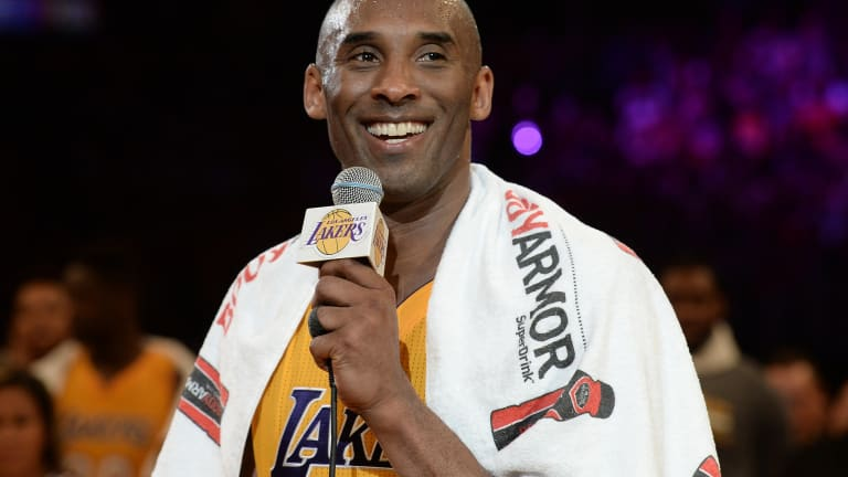 Charlotte Hornets to honor Kobe Bryant with arm sleeves