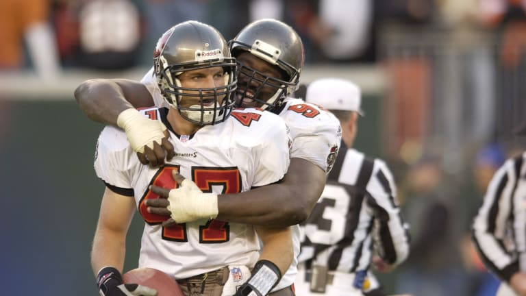 Warren Sapp Makes Hall of Fame Case for John Lynch
