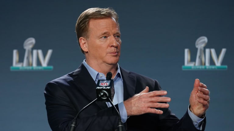Goodell Comments On Bills Future At New Era Field