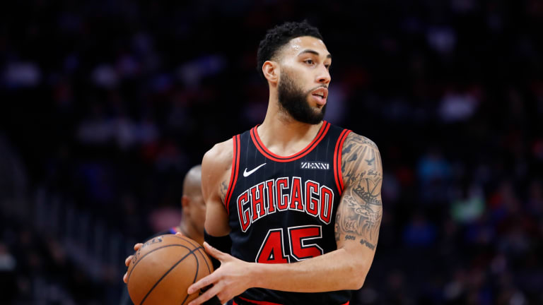 Sixers Trade Rumors: Philly's a Potential Landing Spot for Bulls' Denzel Valentine