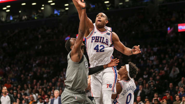 Al Horford Admits Sixers' Locker Room Has 'Stuff Going On'