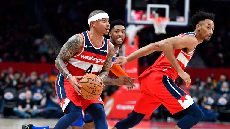 Wizards Send Isaiah Thomas to Clippers, Acquire Jerome Robinson