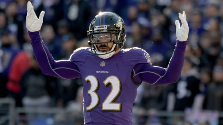Safety Eric Weddle Announces Retirement